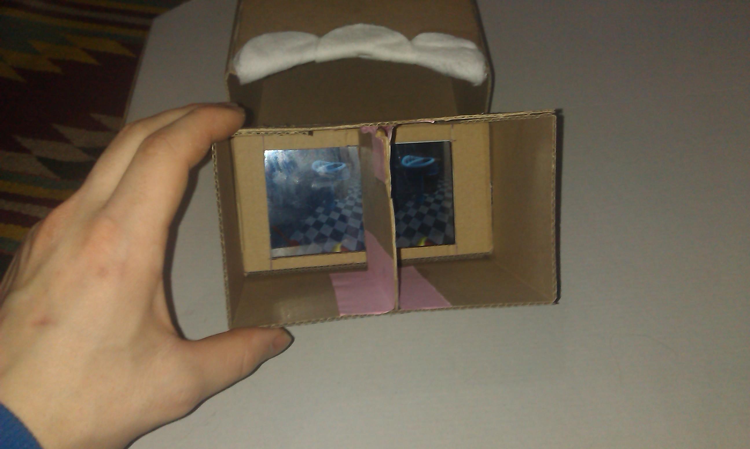 Как сделать очки виртуальной реальности для игр купить combo по дешевке в волжский
